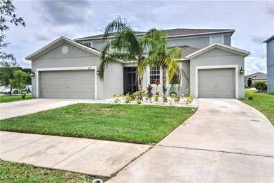 2430 Dakota Cliff Street, Ruskin, FL 33570 - MLS#: T3110108