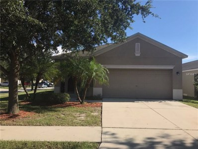 8560 Deer Chase Drive, Riverview, FL 33578 - MLS#: T3110115