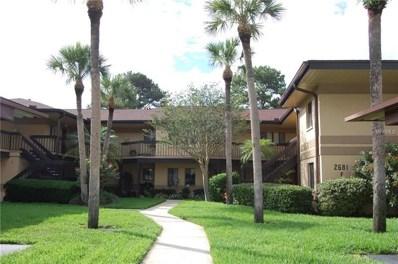 2681 Sabal Springs Circle UNIT 203, Clearwater, FL 33761 - MLS#: T3110161