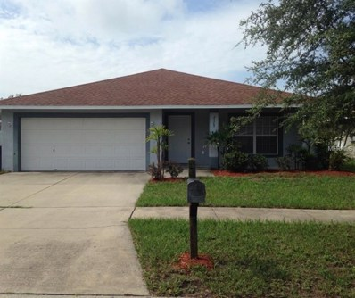 2115 Pleasure Run Drive, Ruskin, FL 33570 - MLS#: T3110166