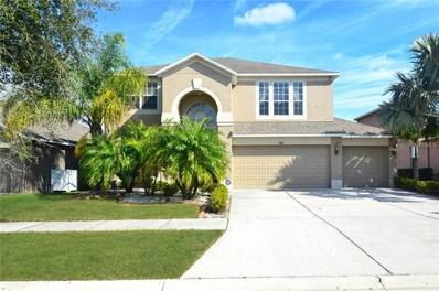 632 Tanana Fall Drive, Ruskin, FL 33570 - MLS#: T3110453