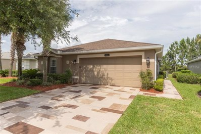 10804 Collar Drive, San Antonio, FL 33576 - MLS#: T3110493