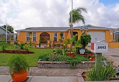 6443 Bandura Avenue, New Port Richey, FL 34653 - MLS#: T3110510