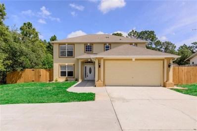 12911 Linden Drive, Spring Hill, FL 34609 - MLS#: T3110574