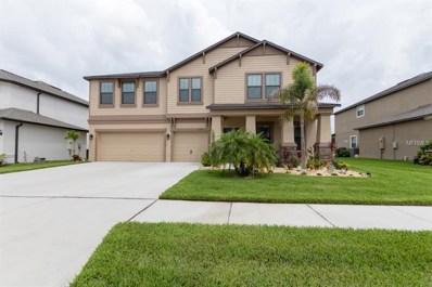 5044 Ivory Stone Drive, Wimauma, FL 33598 - MLS#: T3110689