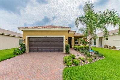 15930 Amber Falls Drive, Wimauma, FL 33598 - MLS#: T3110801