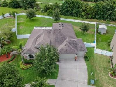 13637 Artesa Bell Drive, Riverview, FL 33579 - MLS#: T3110828