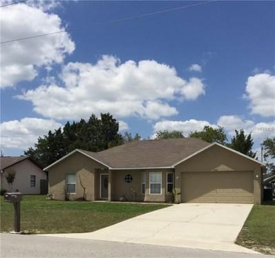 3390 Dothan Avenue, Spring Hill, FL 34609 - MLS#: T3110883