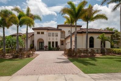 5417 Tybee Island Drive, Apollo Beach, FL 33572 - MLS#: T3110885