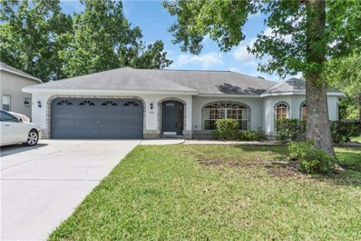 533 Oakhill Court, Brooksville, FL 34601 - MLS#: T3110971