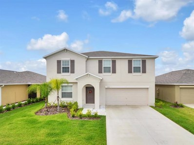 1603 Redmond Brook Lane, Ruskin, FL 33570 - MLS#: T3111262