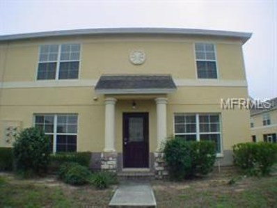 3435 Castle Stone Court UNIT 3435, Valrico, FL 33594 - MLS#: T3111383