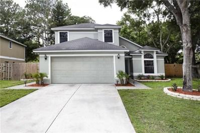 1535 Spinning Wheel Drive, Lutz, FL 33559 - MLS#: T3111624