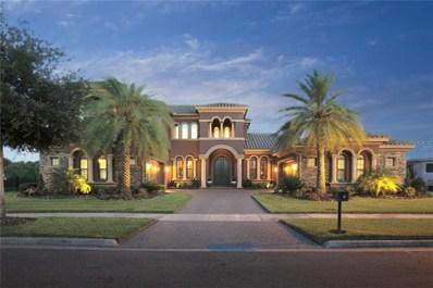 16417 Chapman Crossing Drive, Lithia, FL 33547 - MLS#: T3111958