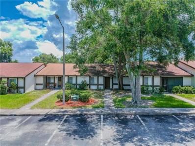 2908 Bancroft Circle E UNIT D, Palm Harbor, FL 34683 - MLS#: T3112008