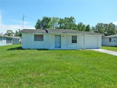 9746 Lake Chrise Lane, Port Richey, FL 34668 - MLS#: T3112189