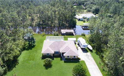 6813 Amaryllis Drive S, Indian Lake Estates, FL 33855 - MLS#: T3112299
