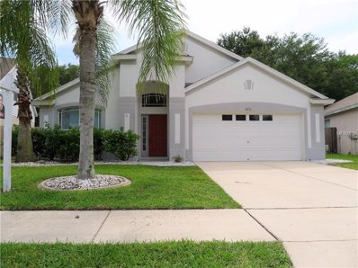 6211 Crickethollow Drive, Riverview, FL 33578 - MLS#: T3112319