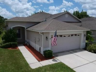 1152 Bensbrooke Drive, Wesley Chapel, FL 33543 - MLS#: T3112335
