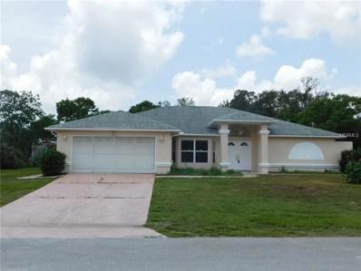 11083 Sedgefield Avenue, Spring Hill, FL 34608 - MLS#: T3112698
