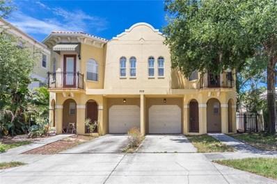 509 S Melville Avenue UNIT 1, Tampa, FL 33606 - MLS#: T3113021