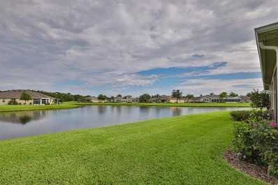 2509 Sapphire Greens Lane, Sun City Center, FL 33573 - MLS#: T3113107