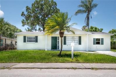 7312 Oak Crest Drive, Port Richey, FL 34668 - MLS#: T3113131