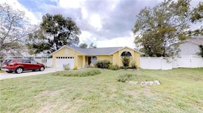 3427 W El Prado Avenue W, Spring Hill, FL 34609 - MLS#: T3113147