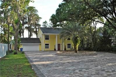 1906 Van Dyke Road, Lutz, FL 33548 - MLS#: T3113417