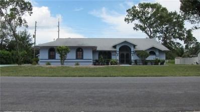 5354 Keysville Avenue, Spring Hill, FL 34608 - MLS#: T3113551