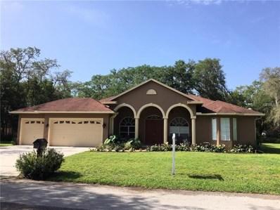 2409 Heather Manor Lane, Lutz, FL 33549 - MLS#: T3113652