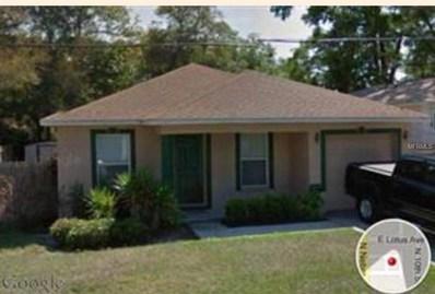 921 N Castle Court, Tampa, FL 33612 - MLS#: T3113694