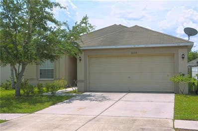 8428 Carriage Pointe Drive, Gibsonton, FL 33534 - #: T3113723