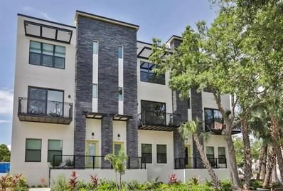 4810 W Mcelroy Avenue UNIT 32, Tampa, FL 33611 - MLS#: T3113892