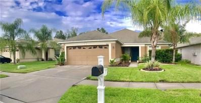 7404 Parkersburg Drive, Wesley Chapel, FL 33545 - MLS#: T3113934