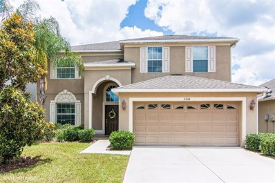 3536 Marmalade Court, Land O Lakes, FL 34638 - MLS#: T3114022