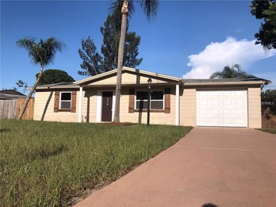 3518 Pinehurst Drive, Holiday, FL 34691 - MLS#: T3114208