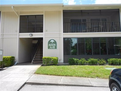 6008 Laketree Lane UNIT G, Temple Terrace, FL 33617 - MLS#: T3114260