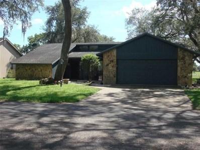 34402 Whispering Oaks Boulevard, Dade City, FL 33523 - MLS#: T3114321