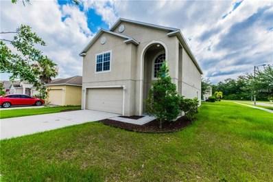 1201 Alhambra Crest Drive, Ruskin, FL 33570 - MLS#: T3114552