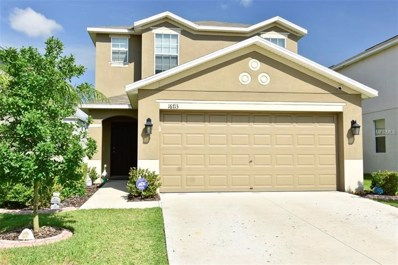 16713 Scenic Hill Way, Wimauma, FL 33598 - MLS#: T3114723