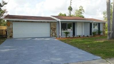 3401 Elkridge Drive, Holiday, FL 34691 - MLS#: T3114755