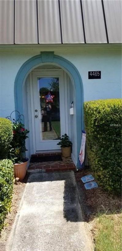 4465 Rustic Drive UNIT E, New Port Richey, FL 34652 - #: T3114780