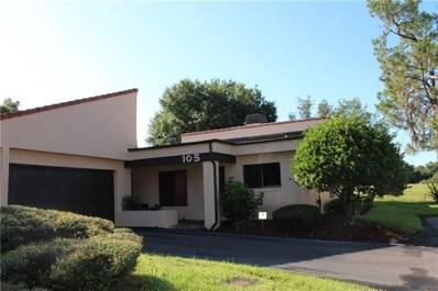 105 Capri Court S, Plant City, FL 33566 - MLS#: T3115006