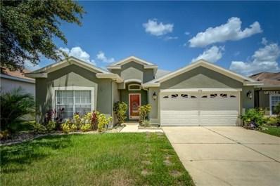 606 Maple Pointe Drive, Seffner, FL 33584 - MLS#: T3115012