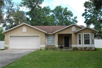 3924 Creek Woods Drive, Plant City, FL 33563 - MLS#: T3115166