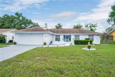 8021 Pagoda Drive, Spring Hill, FL 34606 - MLS#: T3115203