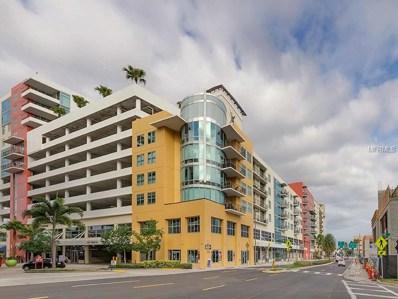 1208 E Kennedy Boulevard UNIT 510, Tampa, FL 33602 - MLS#: T3115212