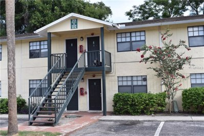 313 Oak Rose Lane UNIT 101, Tampa, FL 33612 - MLS#: T3115235