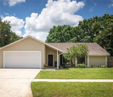 15512 Timberline Drive, Tampa, FL 33624 - MLS#: T3115476